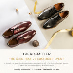 Tread + Miller promotion