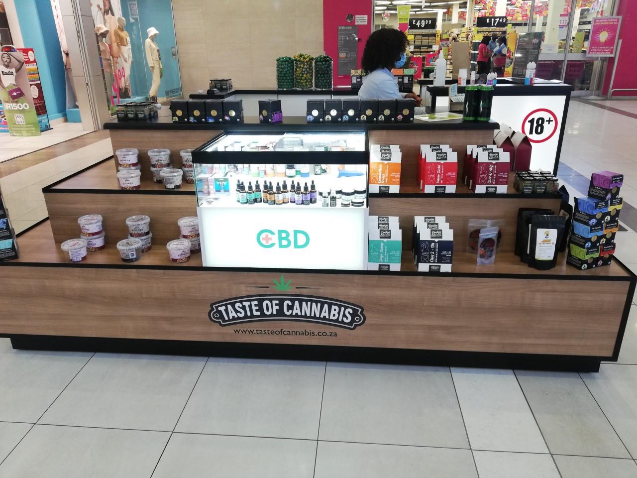 Taste of Cannabis