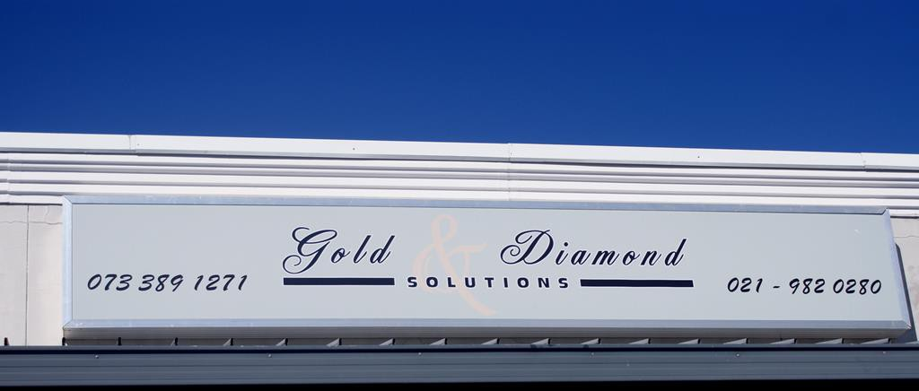 Gold & Diamond Solutions