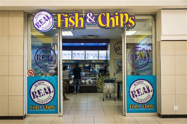 Real Fish & Chips