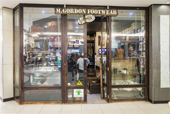 M. Gordon Footwear