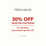 Tread & Miller promotion