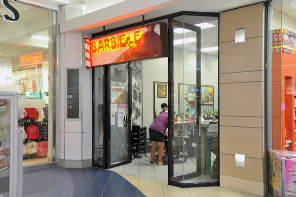 Barbiere (Unisex Hair Salon)