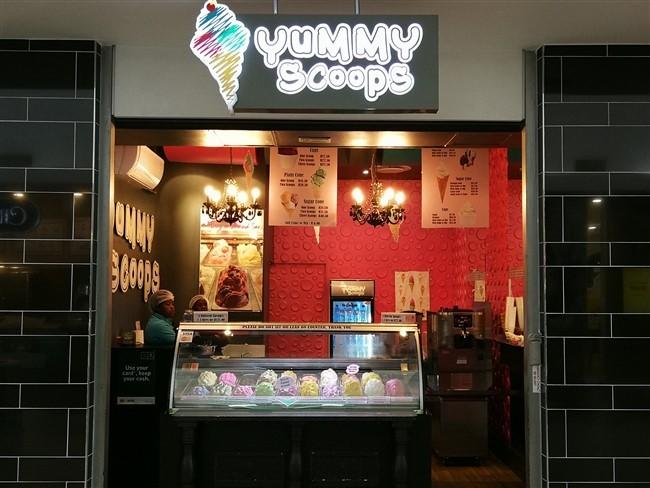 Yummy Scoops