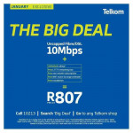 Telkom Direct promotion