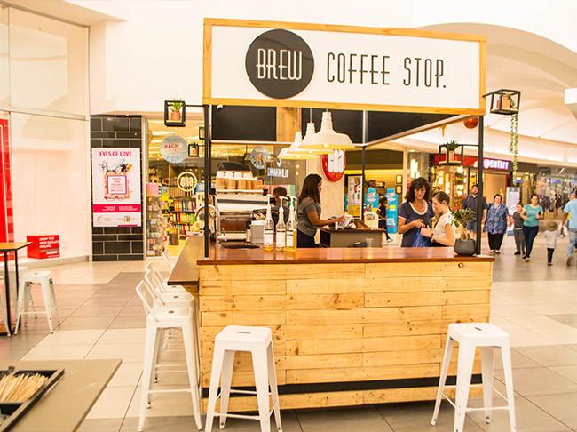 Brew Coffee Stop