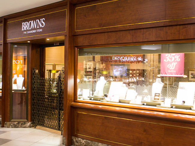 Browns The Diamonds Store