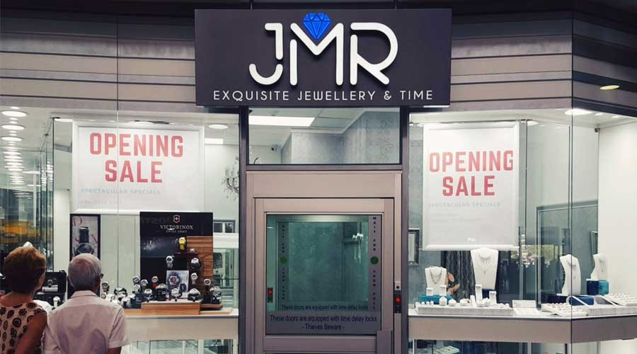 JMR Exquisite Jewellery & Time