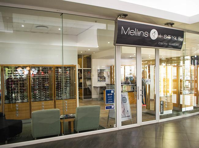 Mellin i Style Optometrist
