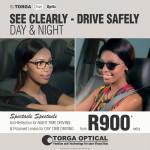 Torga Optical promotion