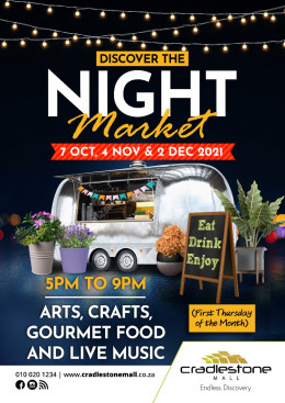Discover The Night Market