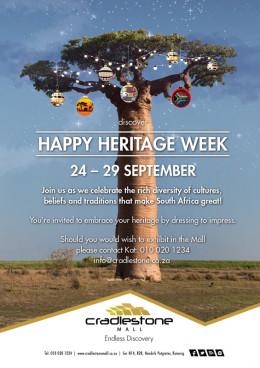 Happy Heritage Week