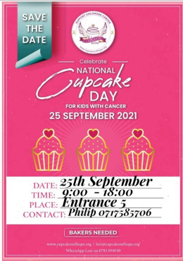 National Cupcake day 2021