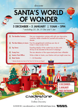 Santa�s World of Wonder