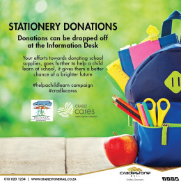 Stationery Donations