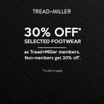 Tread and Miller promotion