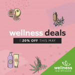 Wellness Warehouse promotion