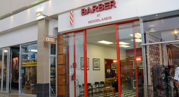 Barber @ Woodlands