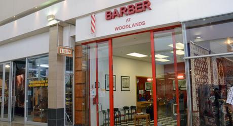 Barber @ Woodlands
