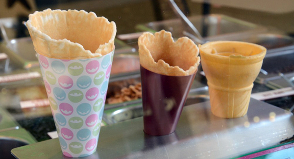 Cups & Cones