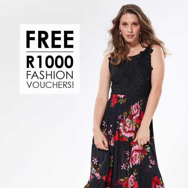 Free R1000 Voucher