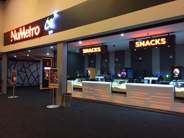 Nu Metro Scene VIP