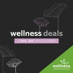 Wellness Warehouse promotion