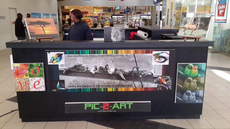 Pic2Art Canvas Printing