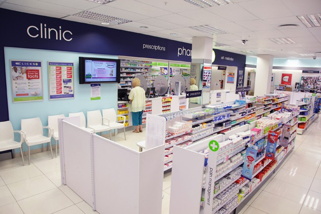Clicks & Pharmacy