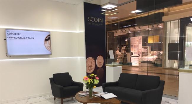 The Scoin Showroom