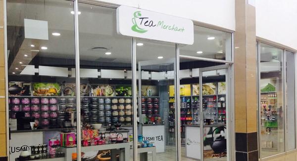 The Tea Merchant