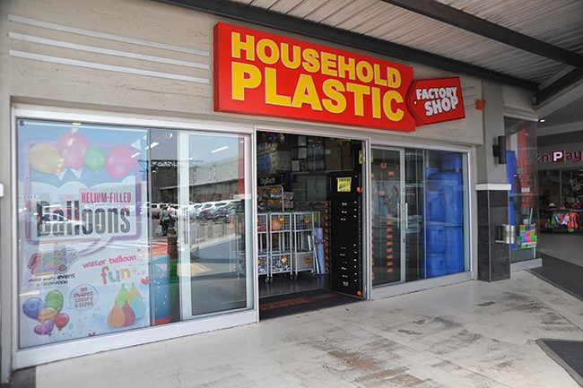 Household Plastic