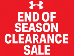 Under Armour - Outlet Store promotion