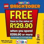 Toys R Us and Babies R Us promotion