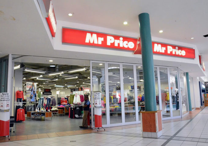 Mr Price Clothing