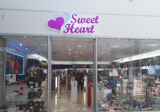 Sweetheart Accessories