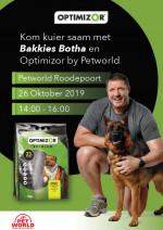 Pet World XXL promotion