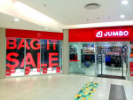 Jumbo Clothing promotion