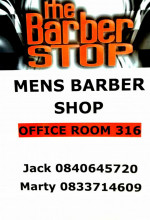 The Barber Stop promotion