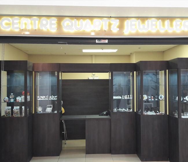 Centre Quartz Jewelers
