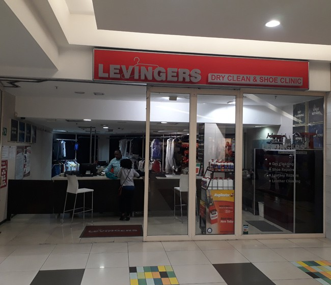 Levingers Dry Clean & Shoe Clinic