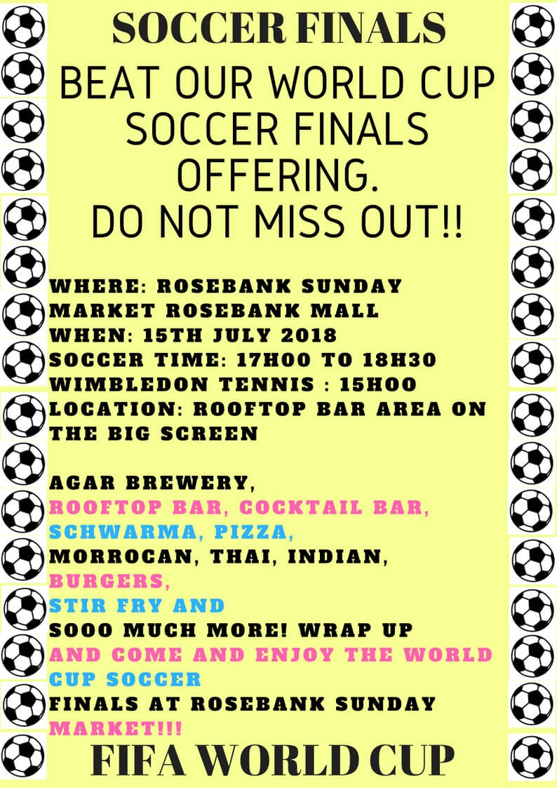 Soccer Finals