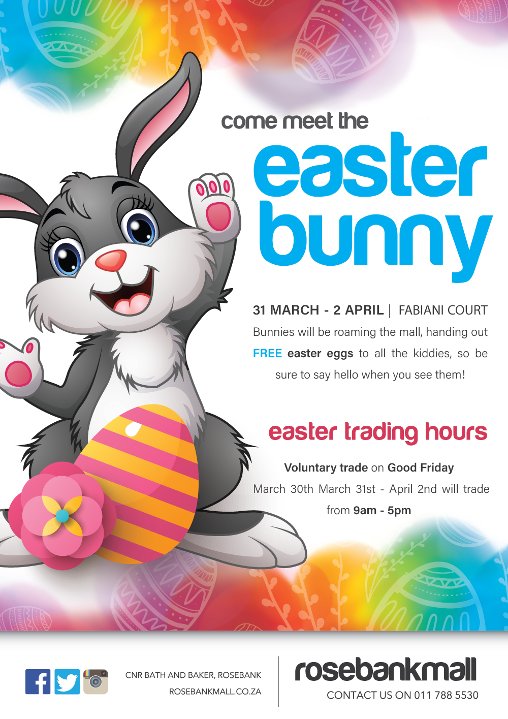 Come Meet the Easter Bunny