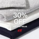 H&M promotion