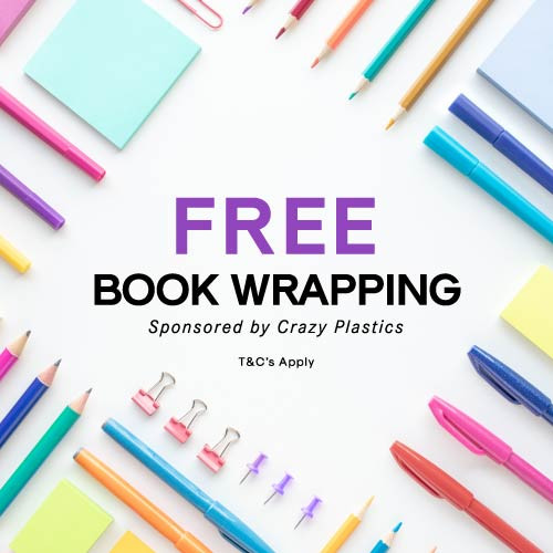 Free Book Wrapping