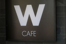 Woolworths Cafe