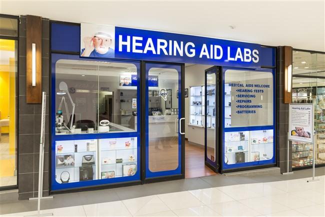 Hearing Aid Lab