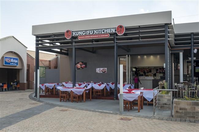 Kung-Fu Kitchen