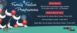 Family Festive Programme