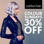 Carlton Hair promotion